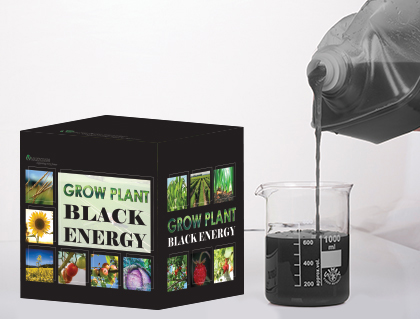 GROW PLANT GEL BLACK ENERGY 30 30 30 + 1% MGO + ME + ЕКСТРАКТ ОТ